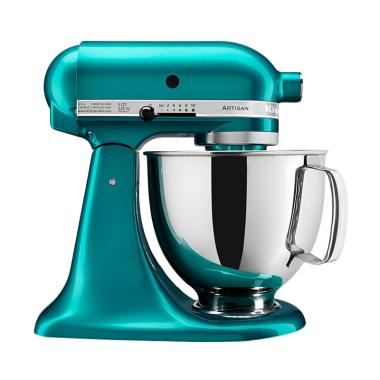 KitchenAid 5KSM150PSESA Sea Glass A ... A Food Grinder Attachment
