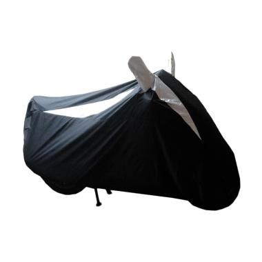 MR82 Anti Air Dan Debu  Cover Motor for Bebek  Matik Vario - Hitam