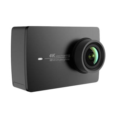 Xiaomi Yi 4K Action Cam - Black [12MP/ International Version]