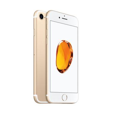 Apple iPhone 7 128 GB Smartphone - Gold [Garansi Internasional]