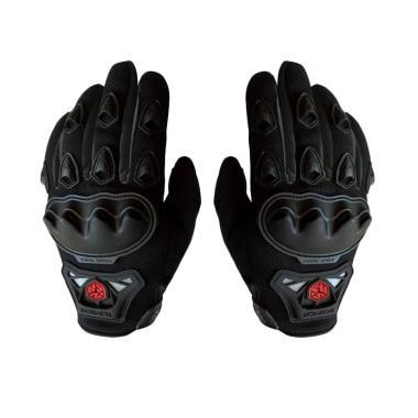 Scoyco MC29 Sarung Tangan Full Batok - Hitam [SAT8488-Hitam-L]