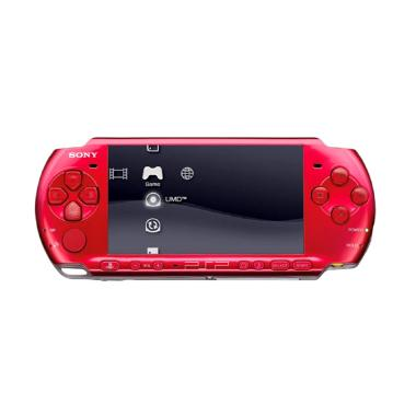 SONY PSP 3000 Game Console + Memory 16GB Full Game