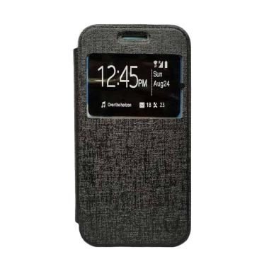 Zagbox Flip Cover Casing For Samsung Galaxy J210 J2 2016