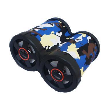 Advance Tentara Tp-200BT Portable Bluetooth Speaker - Biru