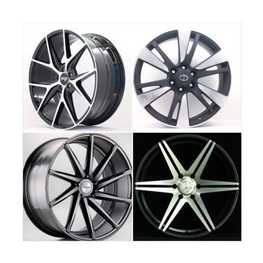 HSR Wheel Set with Tyres Z22000 Rin ... n Mobil [Barang Di Kirim]