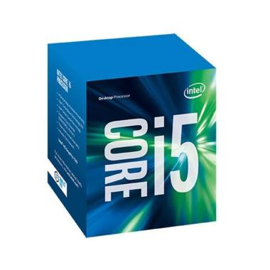 Intel Processor Kabylake Core i5-7400 Komponen [Box/ Socket 1151]