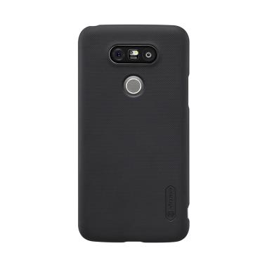 Nillkin Frosted Hardcase Casing for LG G5 or LG G5 SE - Hitam
