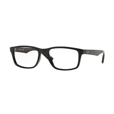 Ray-Ban 2000 Vista Optical Rx7063F  ... a - Shiny Black [Size 54]