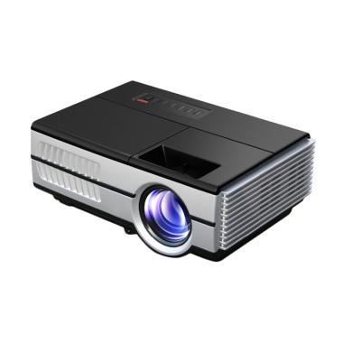 TOKUNIKU EUG600D Mini Projector with TV Tunner