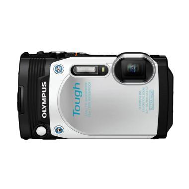 Olympus Stylus Tough TG-870 Kamera  ... lass 4 + LCD Screen Guard