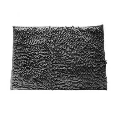 Ellenov Microfiber Doff Anti Slip Keset Cendol - Abu Tua
