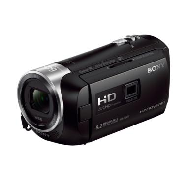 SONY HDR PJ410 Camcorder with Built-in Proyektor - Hitam