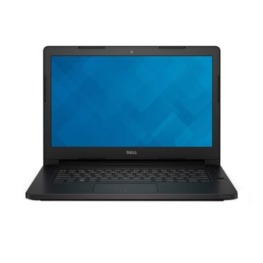 DELL Latitude 3490 Notebook - Hitam ... TB/Intel HD/Linux Ubuntu]