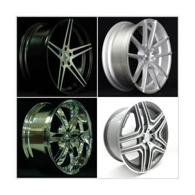 HSR Wheel Set With Tyres Z18000 Ring 20 + Ban [Barang Di Kirim]