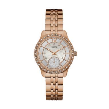 guess_guess-w0931l3-jam-tangan-wanita-stainless-steel---rosegold_full02 10 Daftar Harga Jam Tangan Guess Wanita Murah Termurah bulan ini