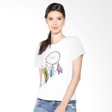 Jclothes Tumblr Dream Catcher T-shirt Wanita ...