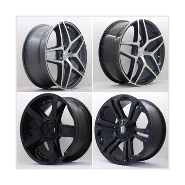 HSR Wheel Set With Tyres Z16500 Ring 20 + Ban [Barang Di Kirim]