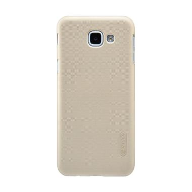 Nillkin Super Frosted Shield Casing for Samsung Galaxy A8 2016 - Emas
