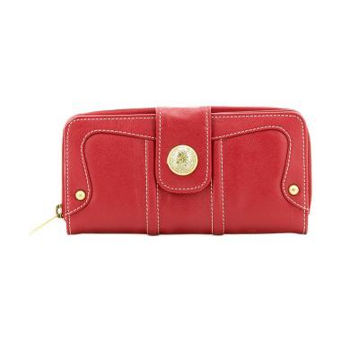 Sophie Paris Azzana Wallet Dompet Wanita - Merah