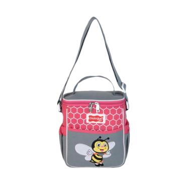 Dialogue Baby Simple Embro Bee Series Tas Kecil - Pink