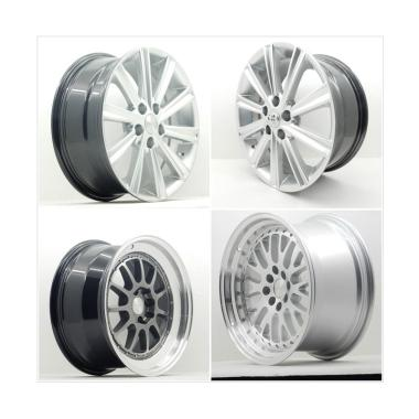 HSR Wheel Set With Tyres Z8000 Ring 16 + Ban [Barang Di Kirim]