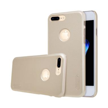 Nillkin Super Frosted Shield Casing for iPhone 7 Plus 5.5 Inch - Emas