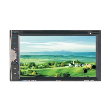 Rockbox RB-6908 DVD-TV Monitor Touc ...  Din Head Unit [6.5 Inch]