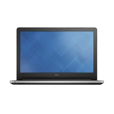 Laptop Gaming - DELL Inspiron 5468  ... VRW/14 Inch] Warna Silver