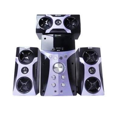 GMC 887D Bluetooth Multimedia Aktif Speaker - Lavender Metallic
