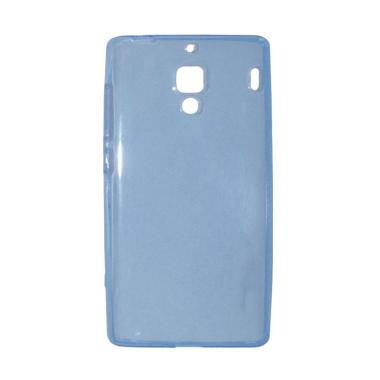 OEM Ultrathin Jelly Softcase Casing for Xiaomi Redmi - Blue