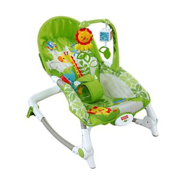 Fisher Price Newborn to Toddler Portable Rocker Bouncer