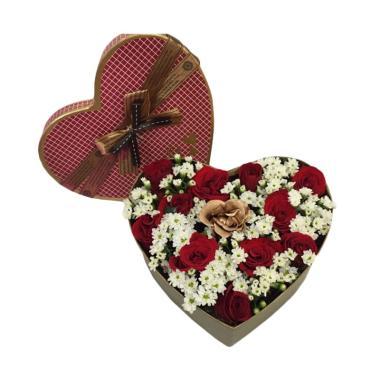 Flower Advisor Goldy Rose Flower Bouquet