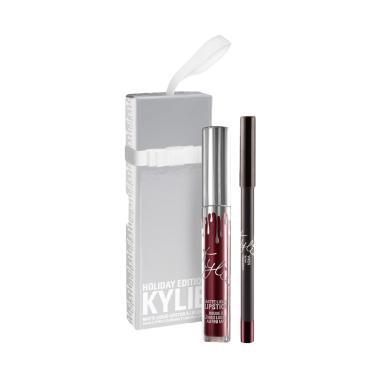 Kylie Cosmetics Original USA Lip Kit - Vixen