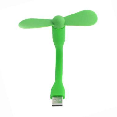 Jejo Mini Flexible USB Kipas Angin - Hijau