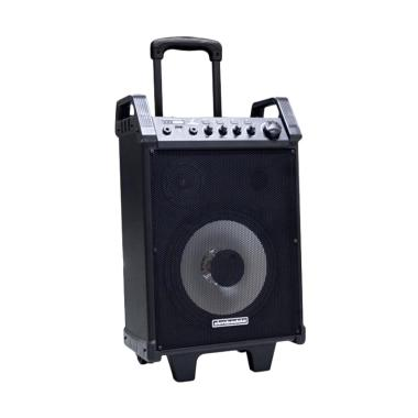 Simbadda CST 32 Sound System Bluetooth Amplifier - Hitam