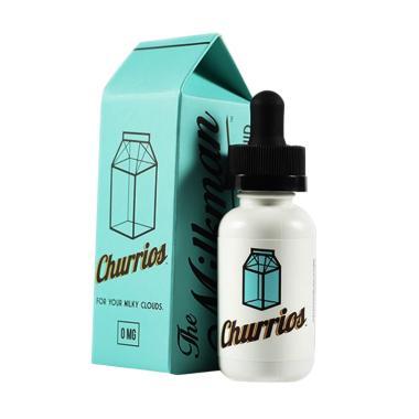 The Milkman Churrios Premium Import E-Liquid [3 mg]