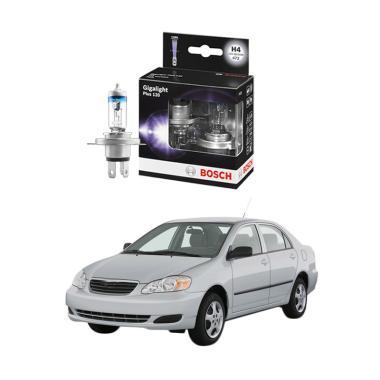 Bosch H4 Gigalight Bohlam Lampu For Toyota Corolla 1.8i 16V 2005-2008 [1987301106]