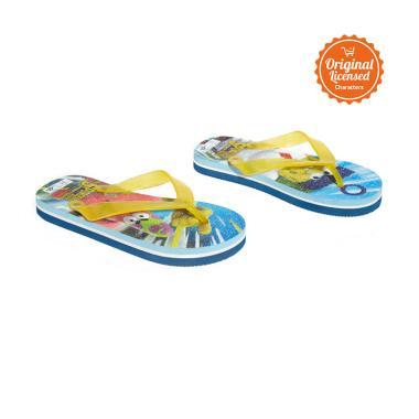 Nickelodeon CL030SBH-EVA002 Flip Fl ... ob Sandals Anak Laki-laki