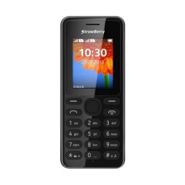 Jual Strawberry Candy Bar ST22 Handphone - Black [Dual SIM] Harga Rp 125000. Beli Sekarang dan Dapatkan Diskonnya.