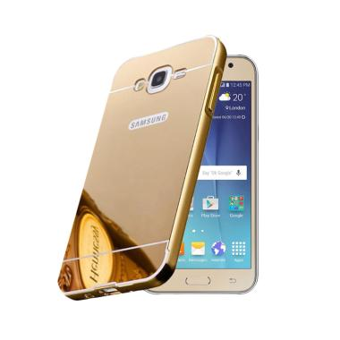 Bumper Mirror Sliding Casing For Samsung Galaxy ACE 4