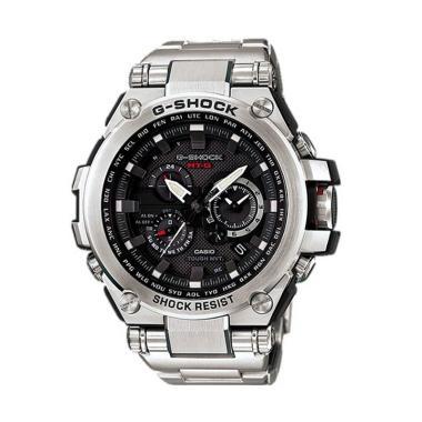 CASIO G-Shock MTG-S1000D-1ADR Jam Tangan Pria - Black Silver