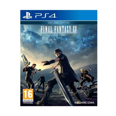 Rekomendasi Seller - Sony PS4 Final Fantasy XV Day One Edition BD Game