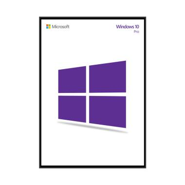 Microsoft Windows 10 Professional 32-bit Software
