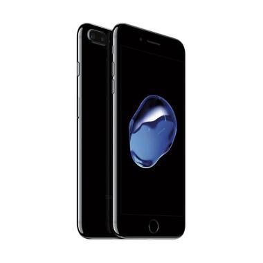 Apple iPhone 7 Plus 128 GB Smartphone - Jet Black [Garansi Resmi]