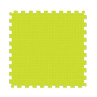 Evamats Puzzle Polos Alas Lantai - Light Green [4 Pcs/60 x 60]