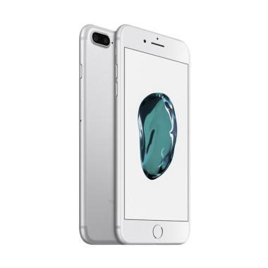 Apple iPhone 7 Plus 256 GB Smartphone - Silver [Garansi Resmi]