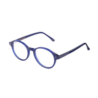 FRANC NOBEL 041503 Unisex Lipmann Zafree Fonce Kacamata - Blue