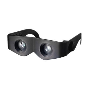 Zoomies Kacamata Lensa Mikroskop - Kacamata Teropong Binocular Glasses