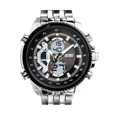 Skmei Casio Men Sport LED Watch Jam Tangan Pria AD09. 456250a25b