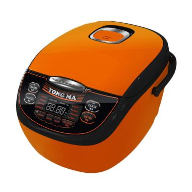 Yong Ma MC 3700 Digital Magic Com R ...  Orange [2 L/Eco Ceramic]